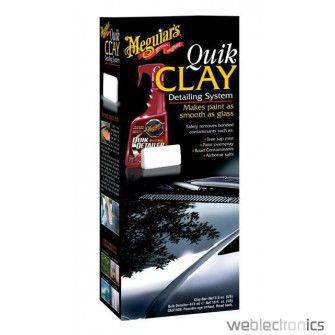 MEGUIARS R&V QUIK CLAY STARTER KIT