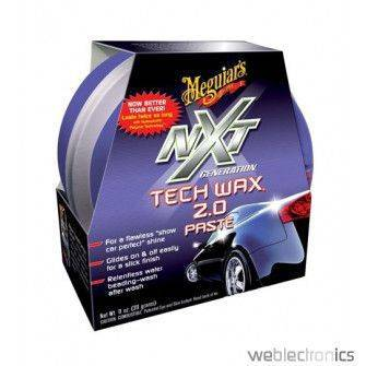 MEGUIARS NXT TECH WAX 2.0 PASTE