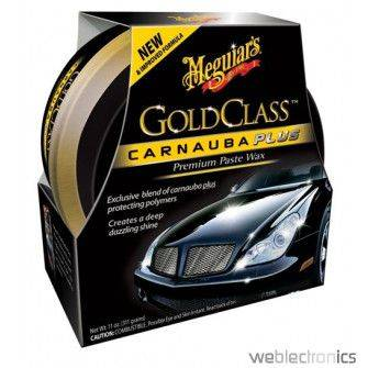 MEGUIARS GOLD CLASS CARNAUBA PLUS PREMIUM PASTE WAX