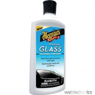 MEGUIARS AO PERFECT CLARITY GLASS POLISHING COMPOUND