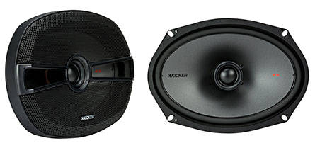 Kicker 6x9 KSC 69 speakerset