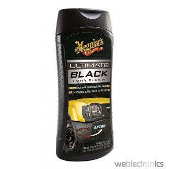 MEGUIARS ULTIMATE BLACK PLASTIC RESTORER INTERIOR