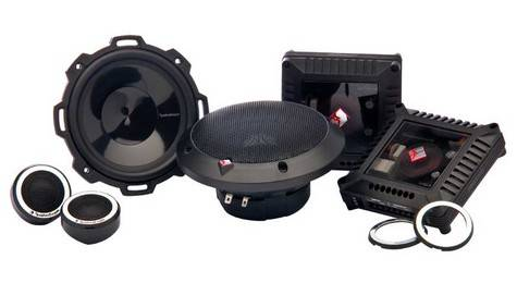 "ROCKFORD FOSGATE T152-S 13 cm (5.25"") Component System"