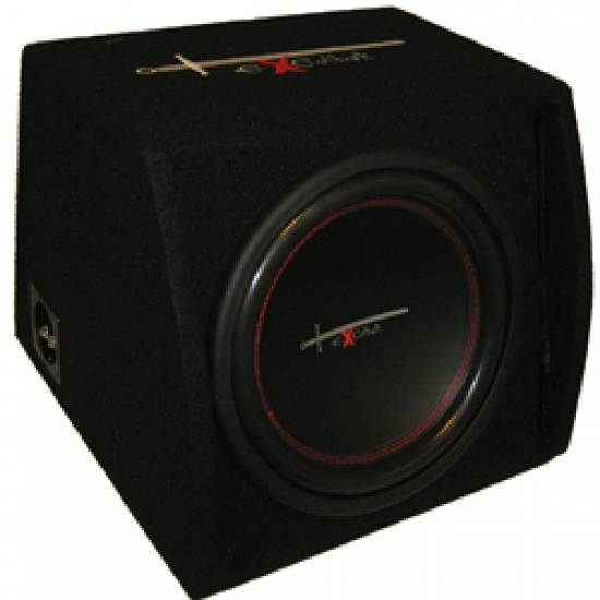 EXCALIBUR X12.1BR 1000watt  subwoofer in kist