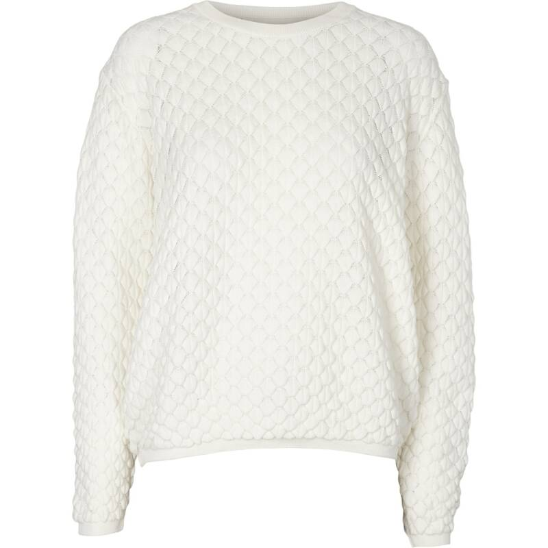 Basic Apparel Camilla sweater off-white