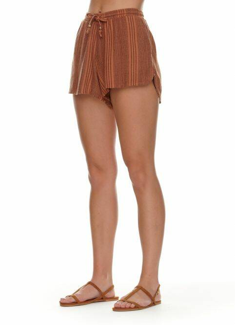 Ragwear short Hoties cinnamon