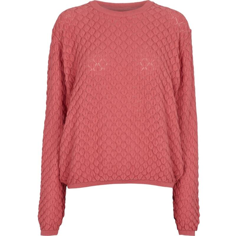Basic Apparel Camilla sweater Baroque Rose