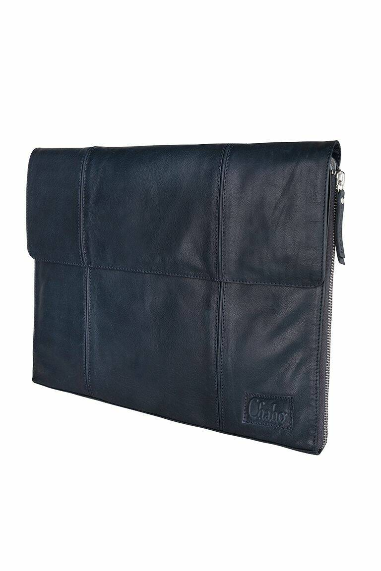 Chabo Laptoptas New York donkerblauw