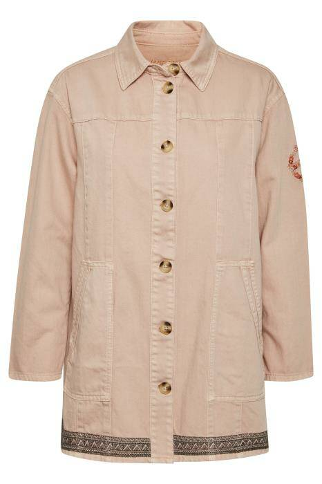 Cream Ofelia Jacket