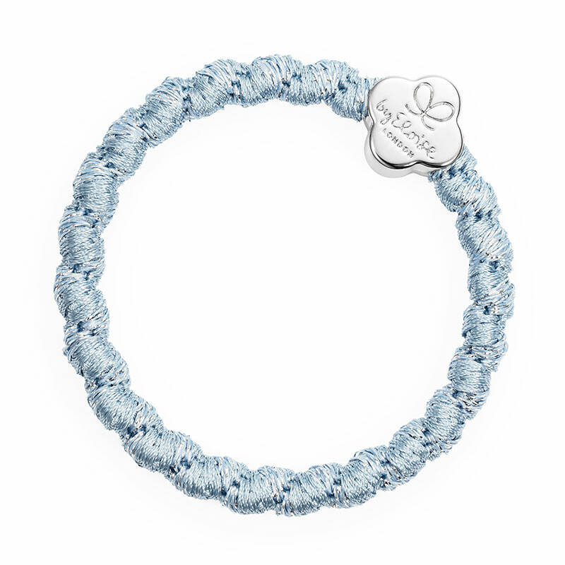 By Eloise bangle band jeans blauw