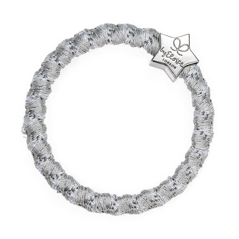 By Eloise bangle band zilver