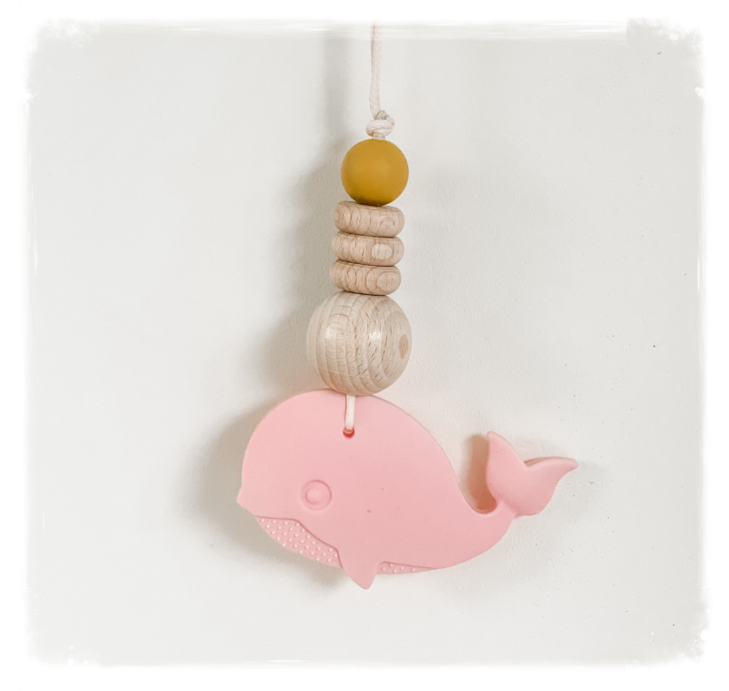 Babygymhanger hout | Walvis