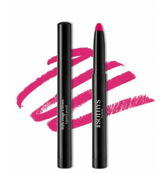 Sothys stylo rouge a lèvres Fuchsia fauvre lipstick pencil Stylo lippenstift Sothys Fuchsia fauvre
