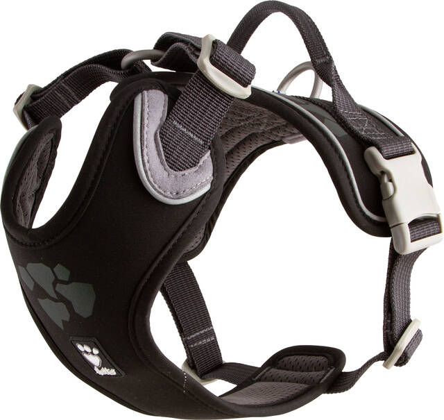 Hurtta Weekend Warrior Harness Zwart