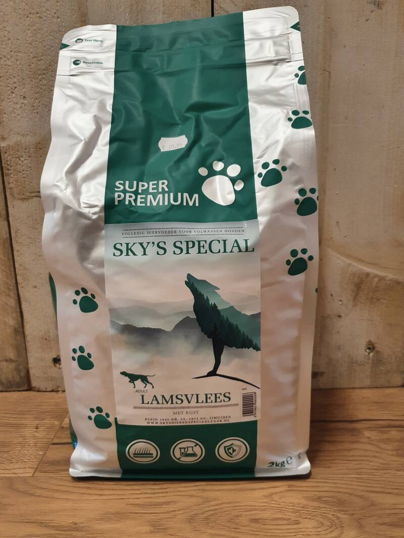Sky's Special Adult Lam 2kg