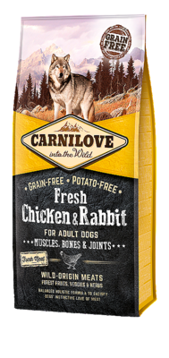 Carnilove Fresh Adult Chicken & Rabbit 1,5kg
