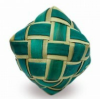 Back Zoo Nature Woven Cube
