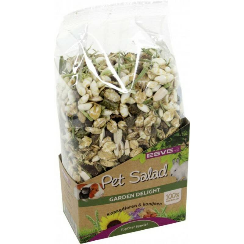 ESVE Pet Salad Garden Delight 175 gram