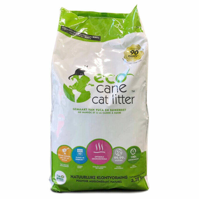 Eco Cane Cat Litter