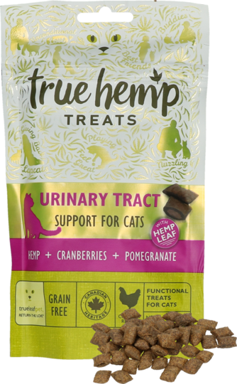 True Hemp Treats Urinary Tract 50 gram