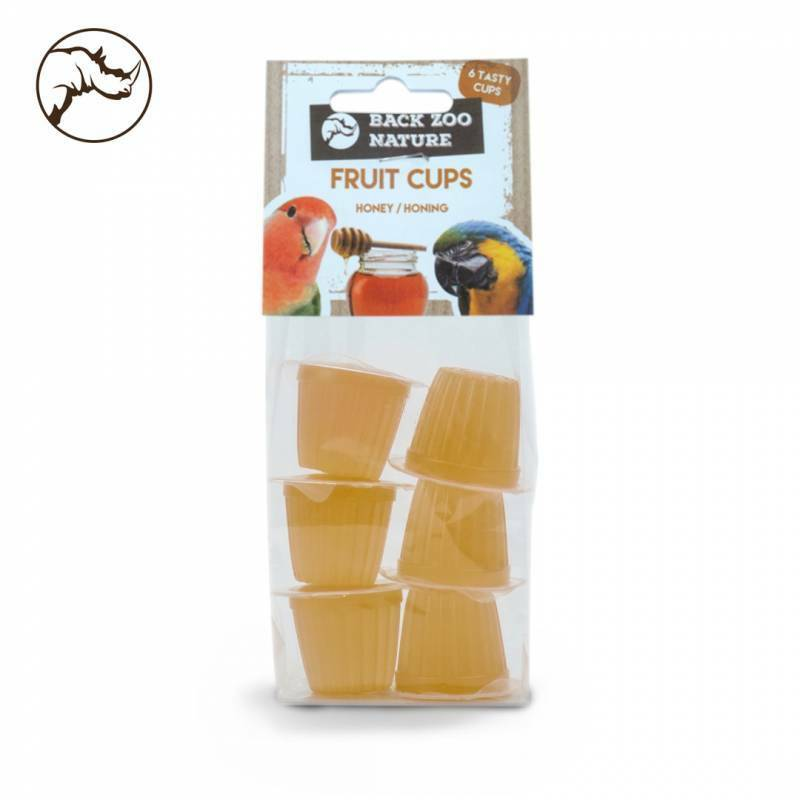 Back Zoo Nature Fruit Cups Honing