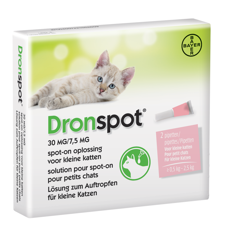 Dronspot Ontworming Pipet