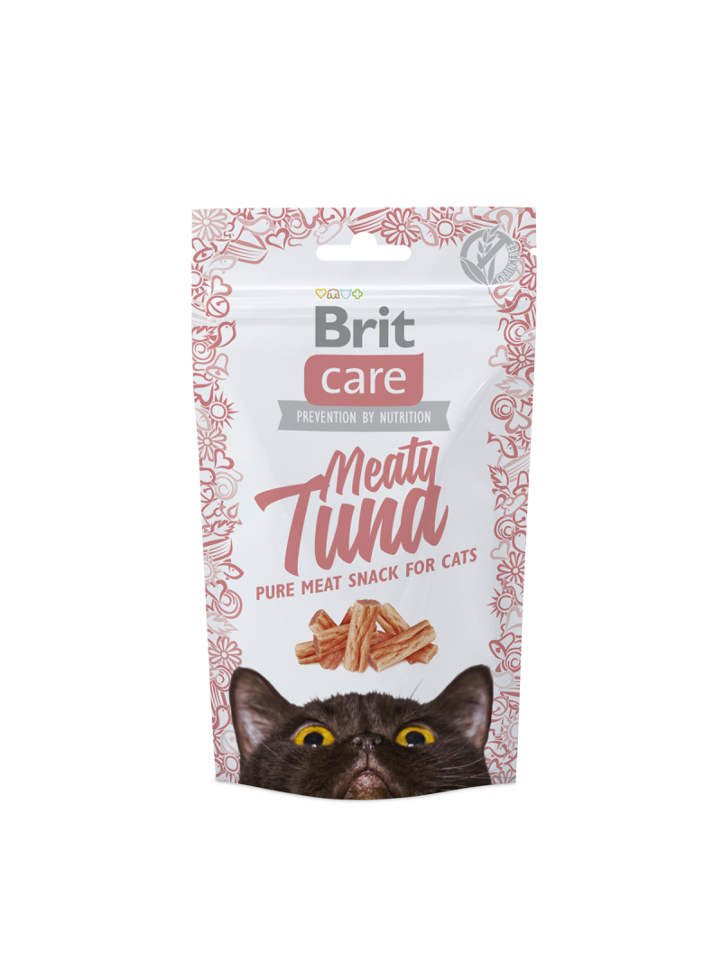Brit Meaty tonijn 50 gram