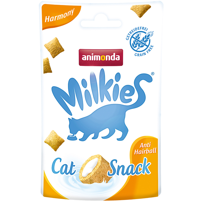 Animonda Milkies Harmony Anti-hairball 30 gram