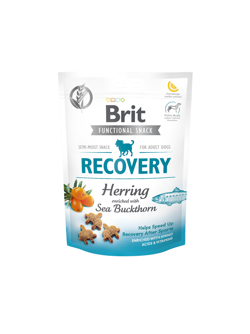 Brit Recovery Haring 150 gram