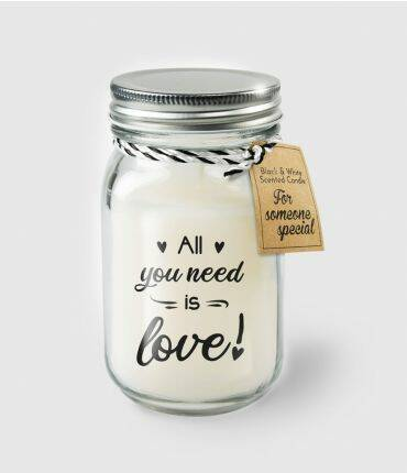 All you need is love - geurkaars