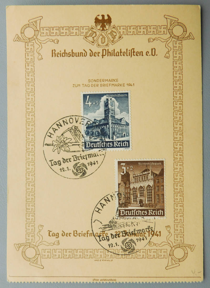 Day of stamps 1941