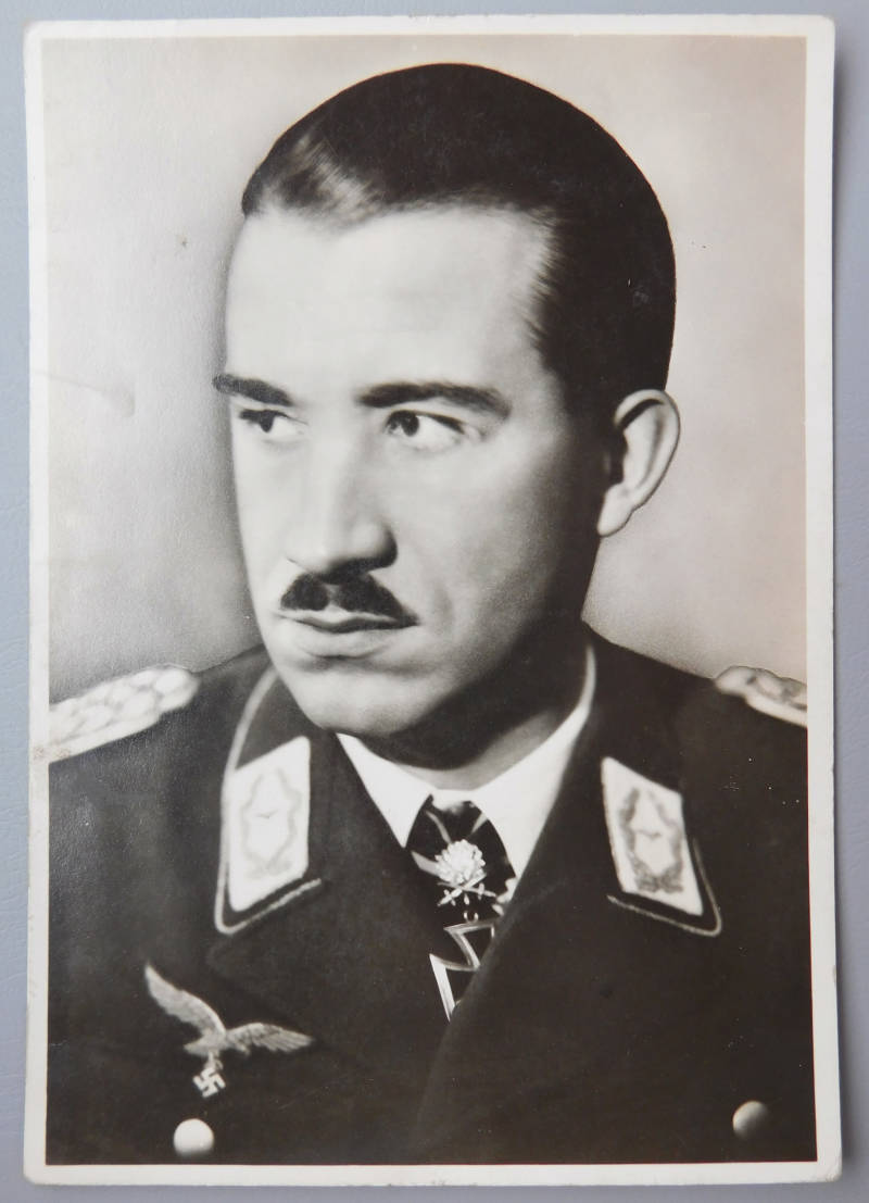Generalmajor Adolf Gallan