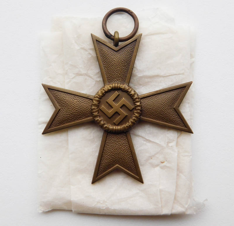 War Merit Cross, 2nd class