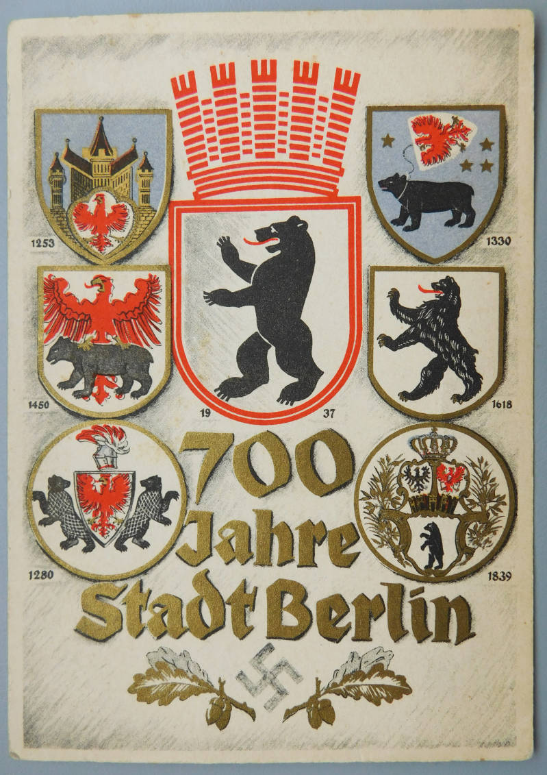700 years of the city Berlin