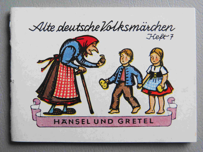 435 - Hansel and Gretel