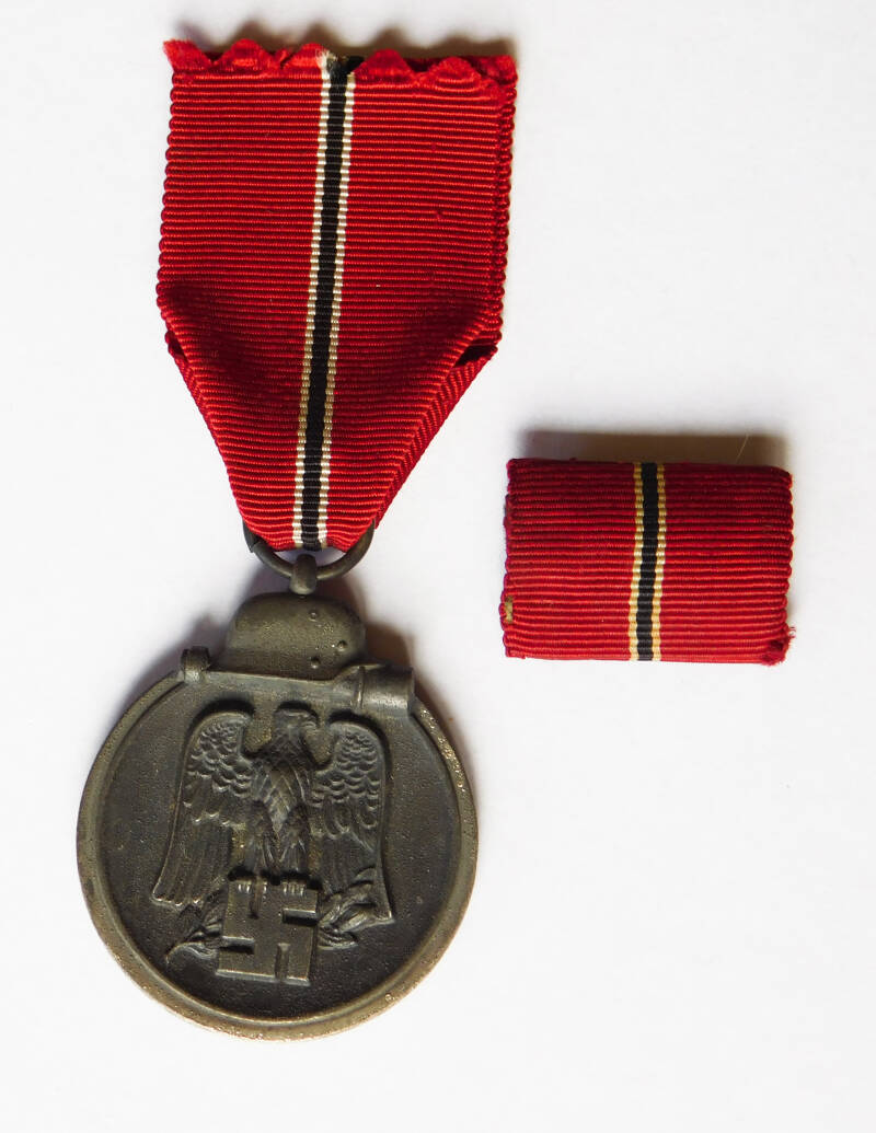 Eastern Front Medal - Ostmedaille with buckle