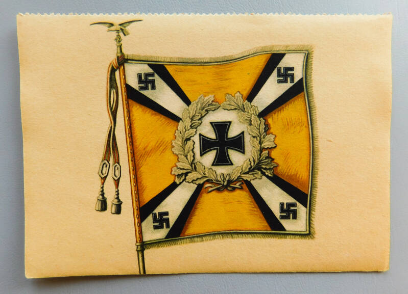 NSKOV - Flag Luftwaffe