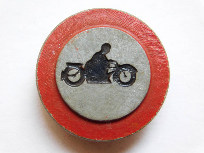 358 - Traffic ban for motorcycles