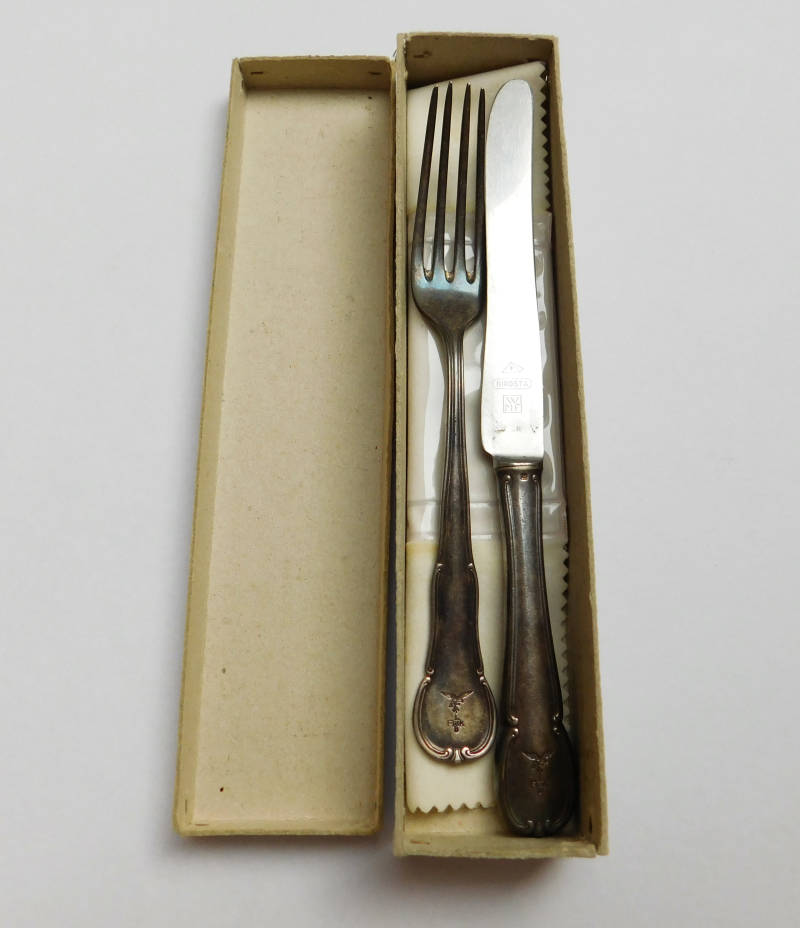 Wehrmacht Officer's Cutlery