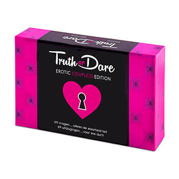 Truth of dare, couples edition