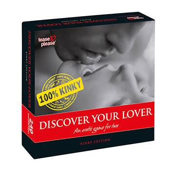 DISCOVER YOUR LOVER 100% KINKY (EN)