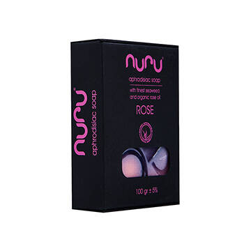 NURU - SOAP ROSE 100 GR