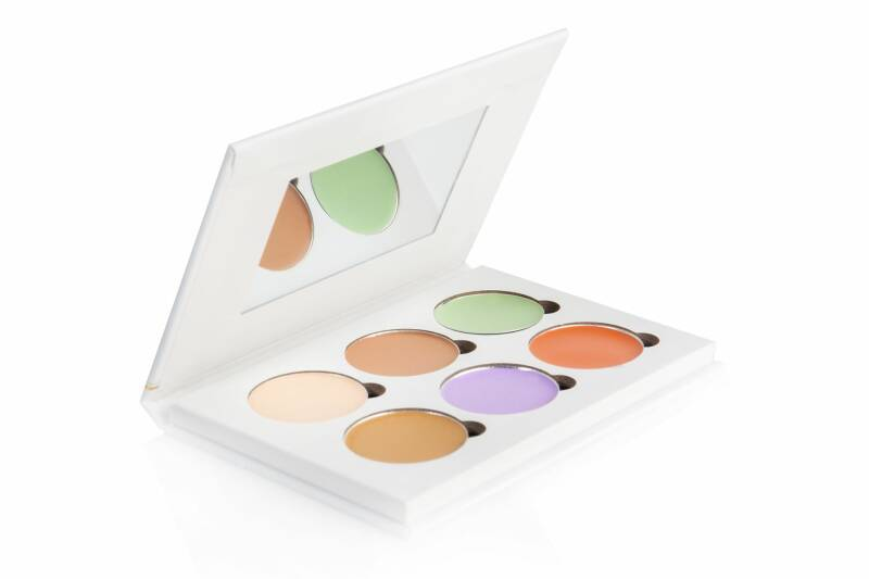 Color Carrecting Palette