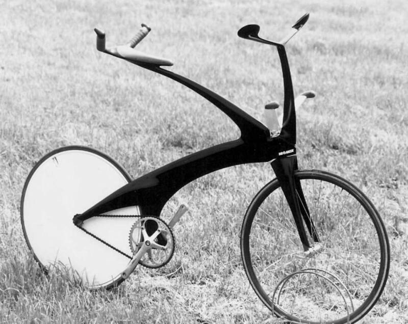 World Hour Record Bike & Cycling Position