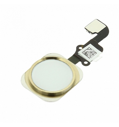 iPhone 6G / 6G Plus - Home Button Flex - Goud