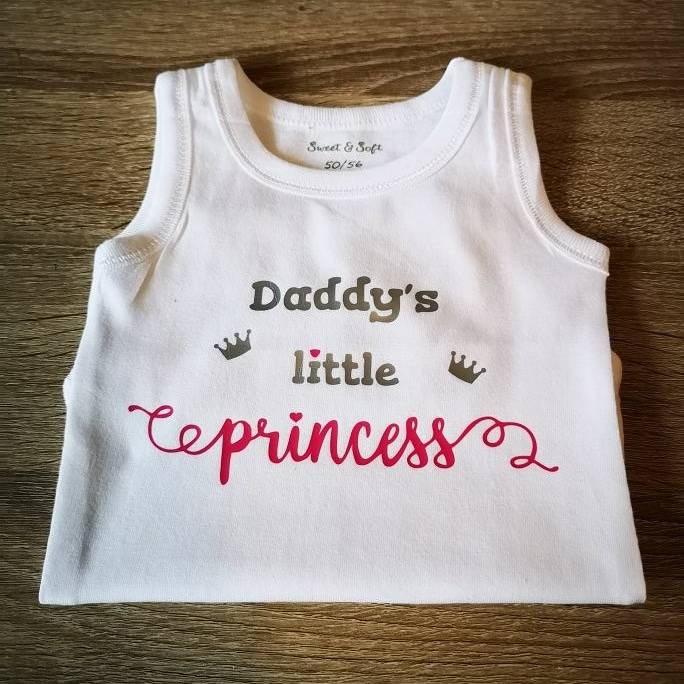 Romper - Daddy's little princess