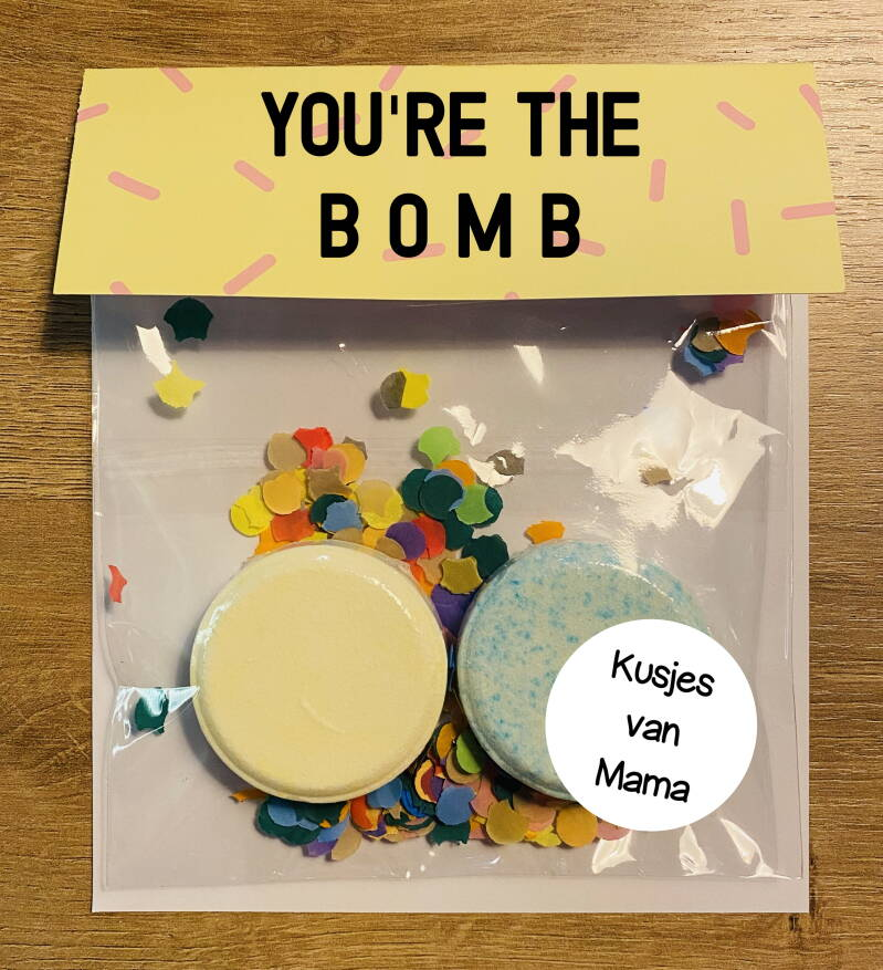 Kaart  - You're the bomb
