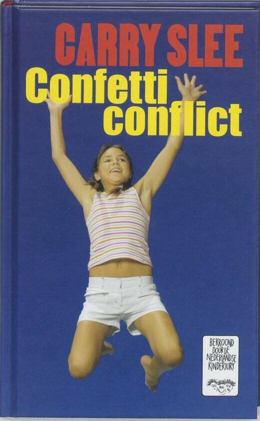 Carry Slee-Confetti conflict