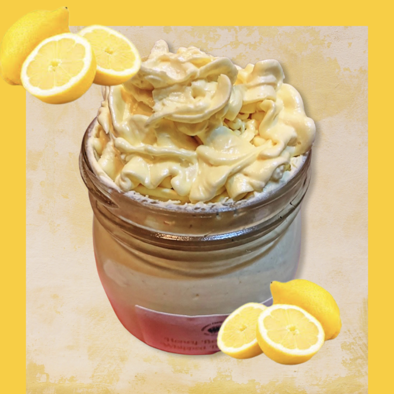 Lemon Sugar Cookie Whipped Body Butter