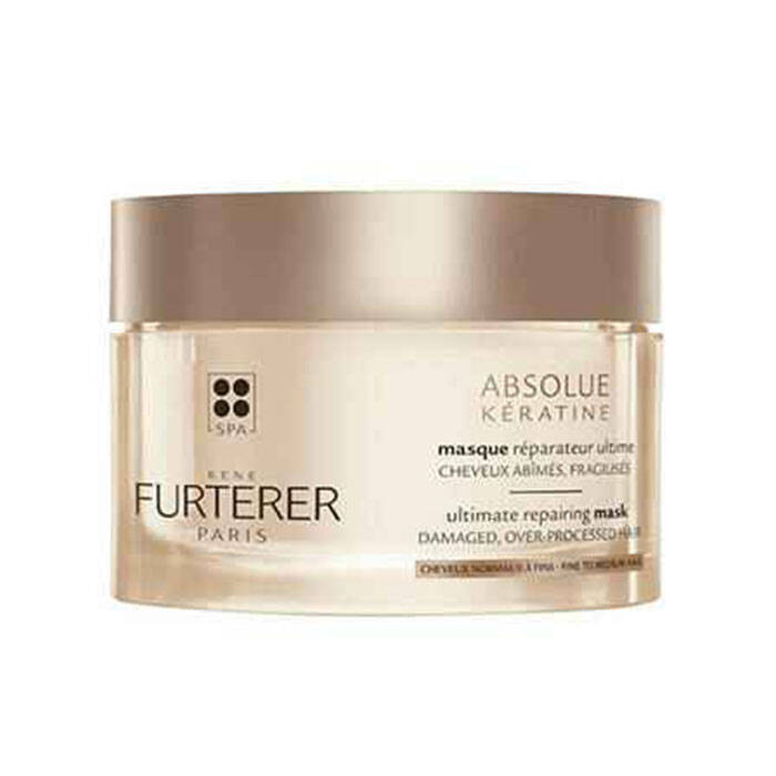Absolue Kératine Rapairing Mask - Normal To Fine Hair 200ml